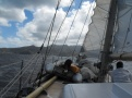 Day-tripping from Grenada to Carriacou, February 2012
