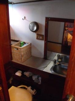 Master Cabin toilet