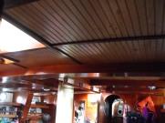 """ceiling - headroom varies from 6.0"""" - 6.4"""""""
